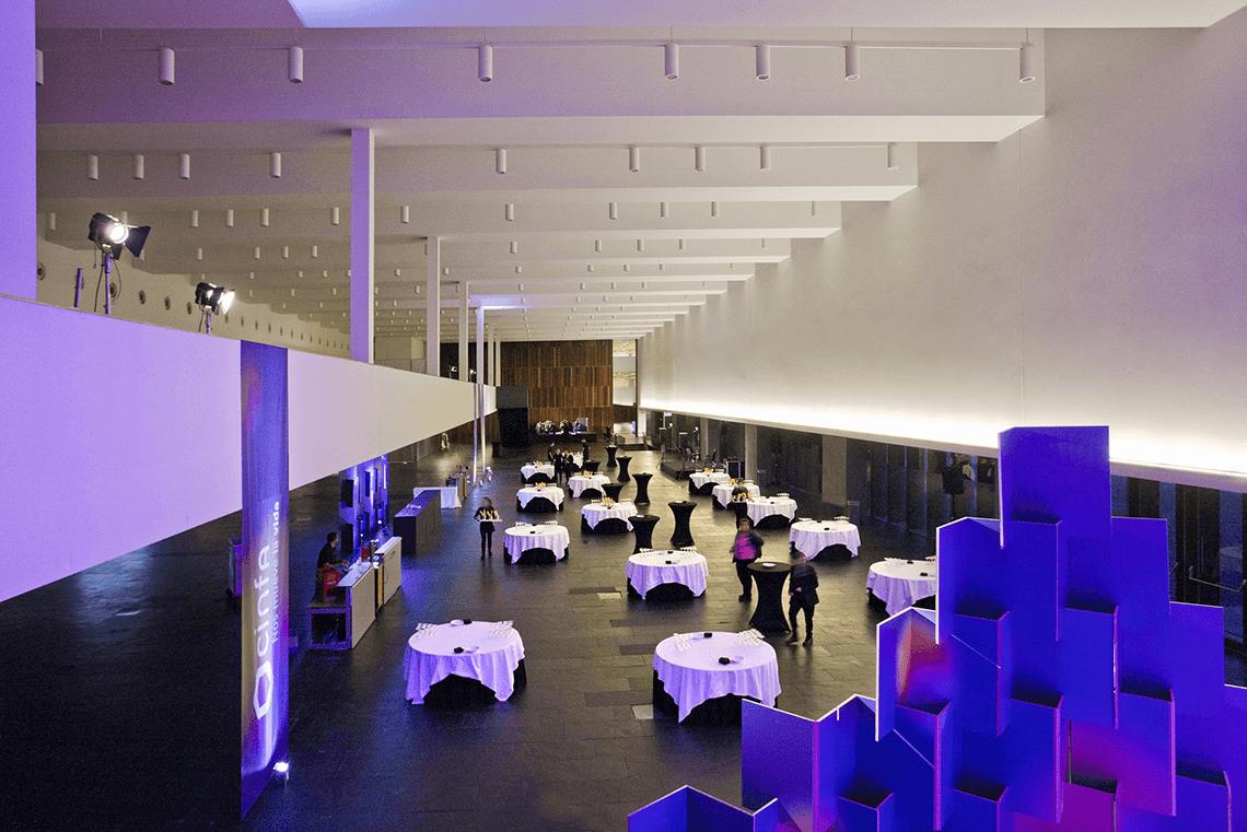 Restaurante eventos en BALUARTE en Pamplona