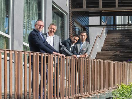 Nace B31, un nuevo grupo empresarial de hotelería y restauración de Navarra.