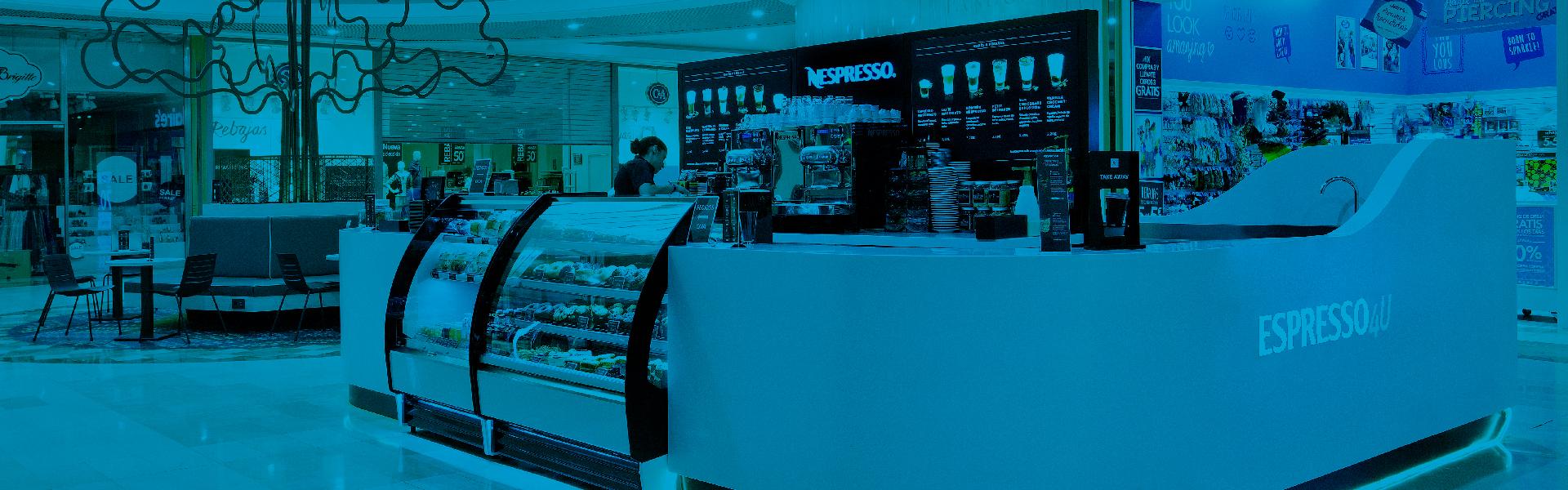 Cafetería del Grupo B31